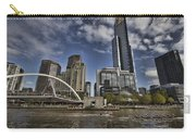 Eureka Tower-view From Cityside Carry-all Pouch