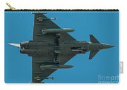 Eurofighter Typhoon 2000 Profile Carry-all Pouch