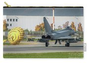 Eurofighter Typhoon 2000 With Parachute Carry-all Pouch
