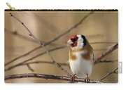 European Goldfinch 3 Carry-all Pouch