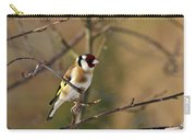 European Goldfinch 4 Carry-all Pouch