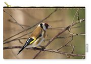 European Goldfinch 5 Carry-all Pouch