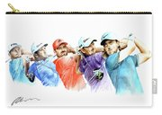 European Golf Champions Race 2017 Carry-all Pouch