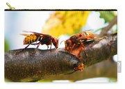 European Hornets Carry-all Pouch