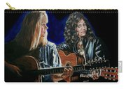 Eva Cassidy And Katie Melua Carry-all Pouch