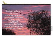 Evangelism Prayer Carry-all Pouch