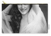 Evelyn Nesbit (1885-1967) Carry-all Pouch