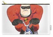 Even Super Heroes Have Bad Days Carry-all Pouch