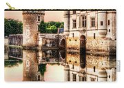 Evening At Chenonceau Castle Carry-all Pouch