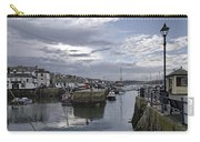 Evening At Custom House Quay - Falmouth Carry-all Pouch