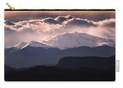 Evening At Evans Carry-all Pouch