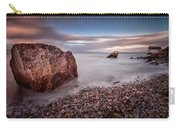 Evening At Knab Rock In Mumbles Carry-all Pouch