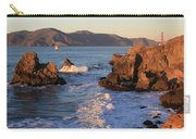 Evening At Land's End Carry-all Pouch