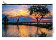 Evening At Riverwinds Carry-all Pouch