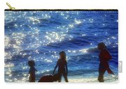 Evening At The Beach Carry-all Pouch