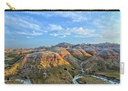 Evening At Yellow Mounds 2 Carry-all Pouch