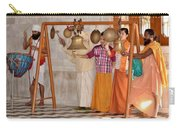 Evening Bells At The Temple Carry-all Pouch