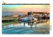 Evening Bridlington Harbour Carry-all Pouch