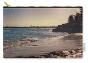 Evening By The Beach Carry-all Pouch
