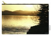 Evening Charlotte Sunset Carry-all Pouch