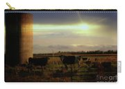 Evening Cows Carry-all Pouch