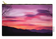 Evening Drama II Carry-all Pouch