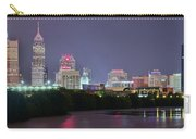 Evening Falls On Indianapolis Carry-all Pouch