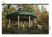 Evening Gazebo In Paradise Carry-all Pouch