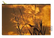 Evening Grass Carry-all Pouch