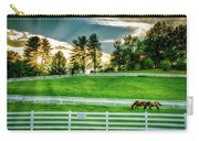 Evening Graze In Tennessee Carry-all Pouch