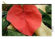 Evening Hau Tree Leaves Carry-all Pouch