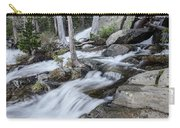 Evening Hikes Carry-all Pouch by Margaret Pitcher