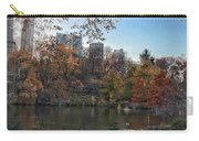 Evening In Central Park Carry-all Pouch