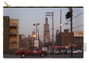 Evening In Chicago Carry-all Pouch