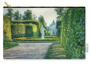 Evening In Classic Park Carry-all Pouch by Ariadna De Raadt