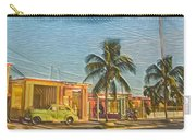 Evening In Cuba Carry-all Pouch