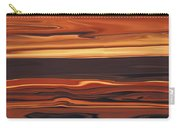 Evening In Ottawa Valley 1 Carry-all Pouch