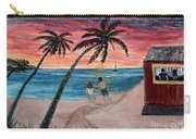 Evening In Paradise Carry-all Pouch