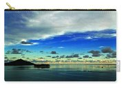 Evening In Paradise Panoramic Carry-all Pouch