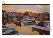 Evening In Rockport Carry-all Pouch