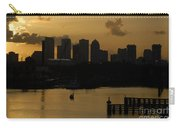 Evening In Tampa Carry-all Pouch