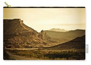 Evening In The Canyon Carry-all Pouch