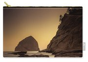 Evening In The Cove Carry-all Pouch