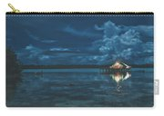 Evening In The Lagoon Carry-all Pouch