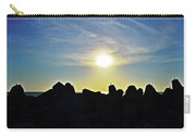 Evening Is Coming Carry-all Pouch