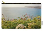 Evening Light In Cornwall Carry-all Pouch