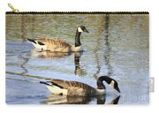 Evening Light On Nature Carry-all Pouch