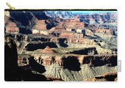 Evening Light Over The Grand Canyon Carry-all Pouch