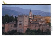 Evening Lights At The Alhambra Carry-all Pouch