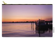 Evening Of Peace - Jersey Shore Carry-all Pouch